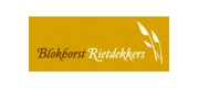 Blokhorst rietdekkers